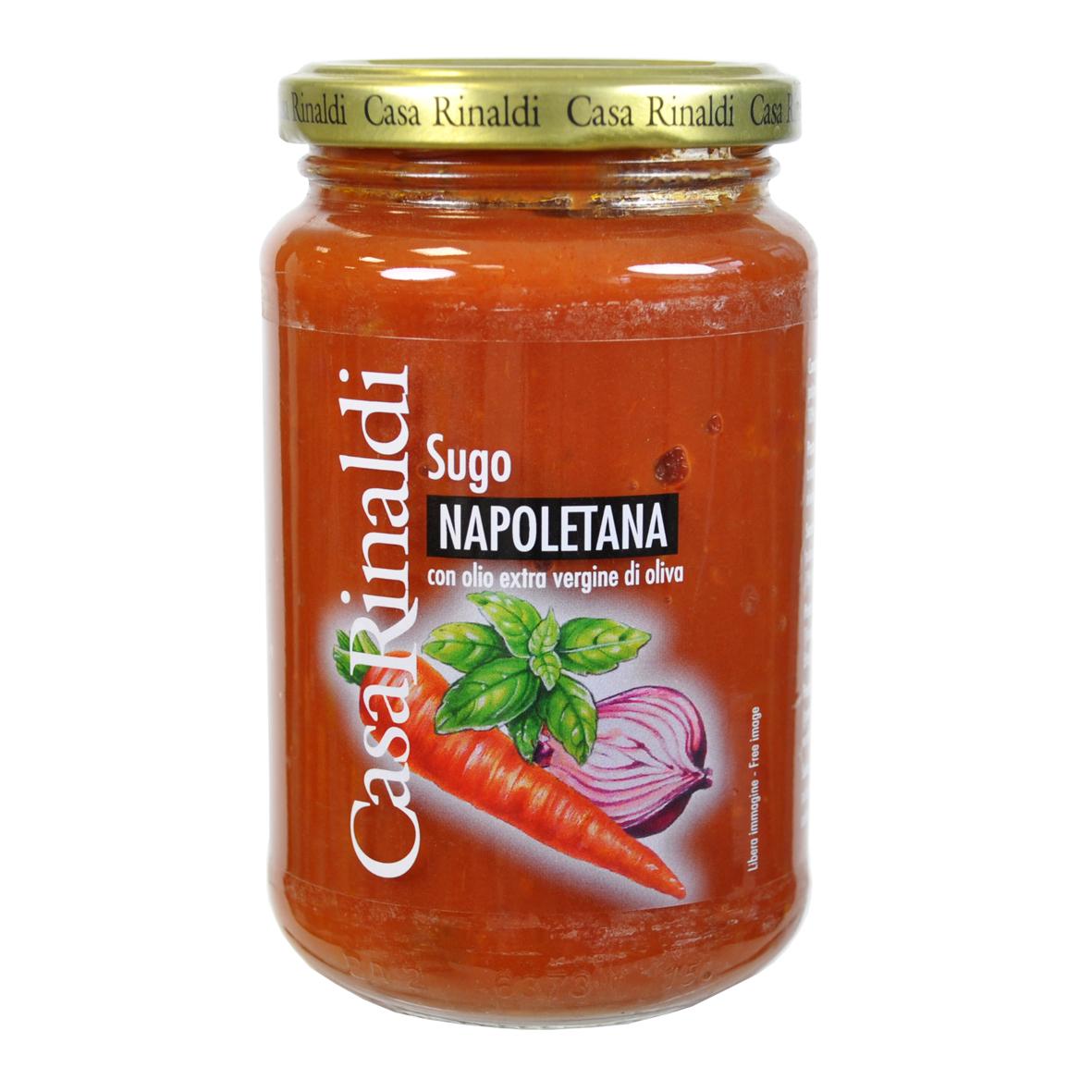 Соус Casa Rinaldi томатный Неаполитанский 350г