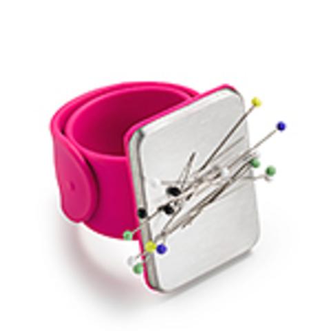 Игольница на руку магнитная Prym Love, розовая