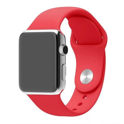 Силиконовый ремешок для Apple Watch в ассортименте
