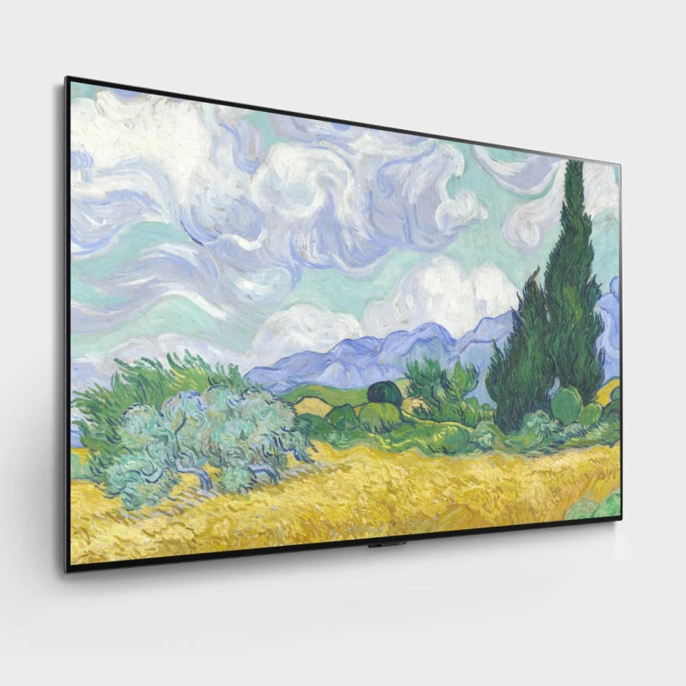 OLED телевизор LG 77 дюймов OLED77G1RLA фото 5
