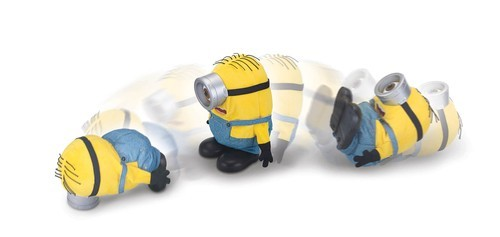 Despicable Me 2 Minion Stuart Acrobat