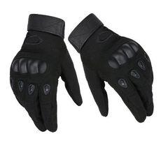 Тактические перчатки Черные