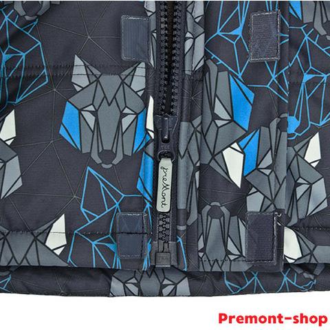 Комплект Premont для мальчика Волки скалистых гор WP82213