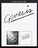 Genesis / Sum Of The Parts + Three Sides Live (2Blu-ray)
