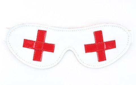 Маска на глаза для медсестры