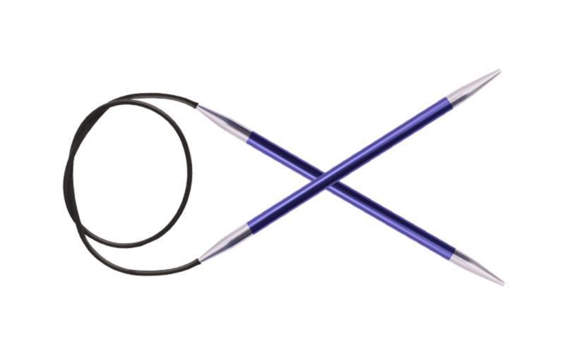 Спицы KnitPro Zing круговые 4,5 мм/40 см 47070