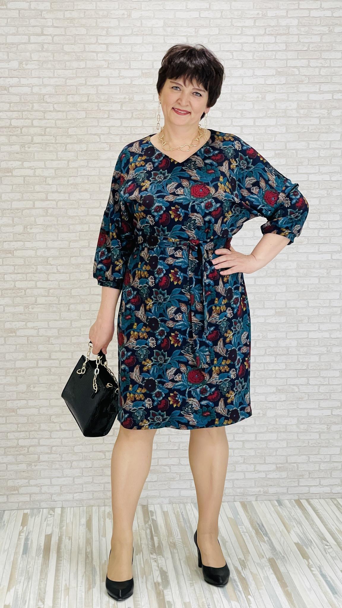 Платье МЛ-1007-2