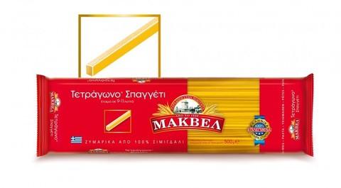 Тонкие спагетти квадратного сечения