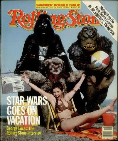 Rolling Stone Magazine # 400-401 (1983)