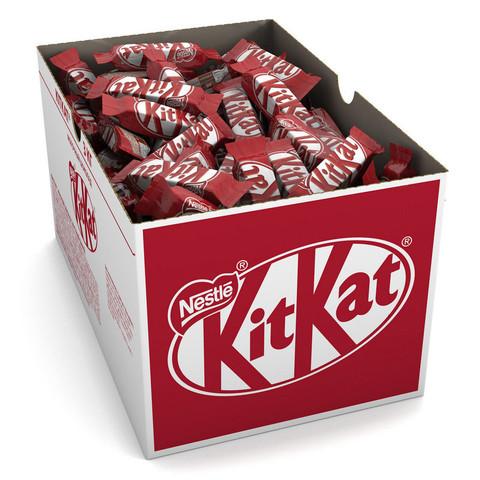Конфеты шоколадные (батончики) Nestle Kit Kat mini 3 кг