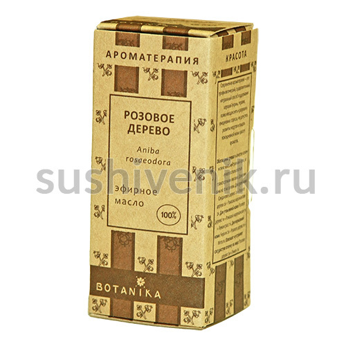 100% эфирное масло Rosewood oil / Aniba rosaeodora