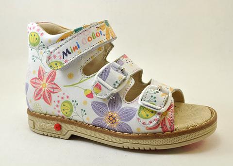 Сандалии Minicolor арт. 8040-7 8040-7