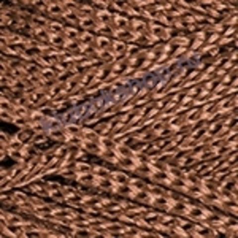 Пряжа YarnArt Macrame цвет 151 коричневый