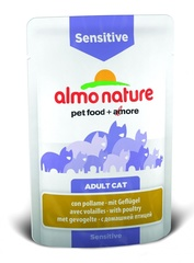 Паучи Almo Nature Functional - Sensitive with Poultry