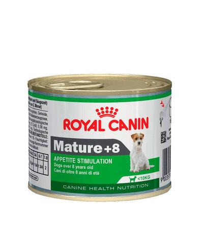 Royal Canin Mature +8 консервы для собак старше 8 лет 195 г