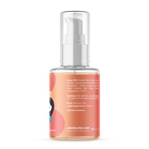 Антисептик для рук гель White Apricot & Lily Joko Blend 30 мл (3)