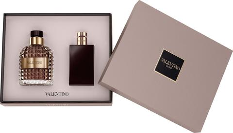 Valentino Uomo Set (Edt 100ml + A/S/B 100 ml)