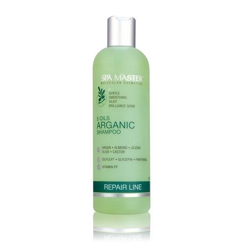 Аргановый шампунь для восстановления волос