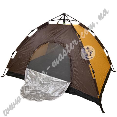 Палатка-автомат туристическая 2,5 м*2,5 м (9 расцветок)