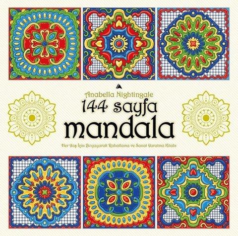 144 Sayfa Mandala