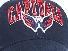 Бейсболка NHL Washington Capitals (большой размер)