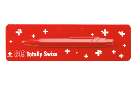 Carandache Office Totally Swiss - шариковая ручка, M