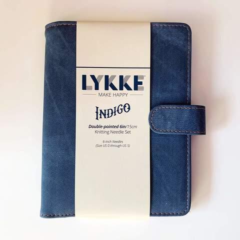 Набор чулочных спиц LYKKE Indigo купить