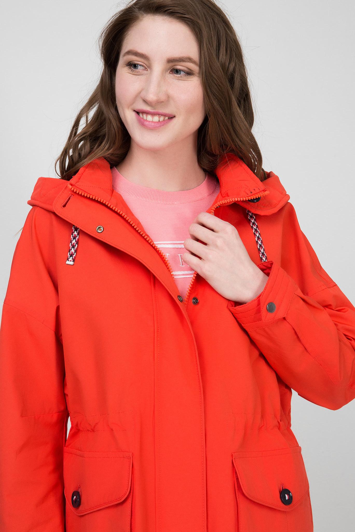 Женская красная куртка NOVA UTILITY Tommy Hilfiger