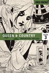 Queen & Country Volume. 3
