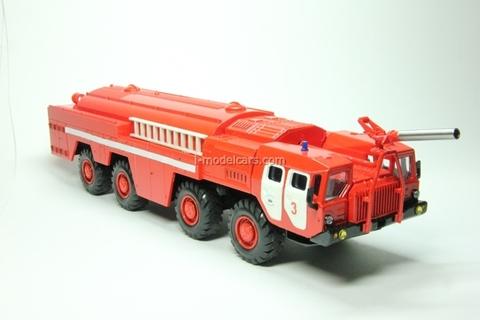 MAZ-7310 Firefighter (conversion) Elecon 1:43