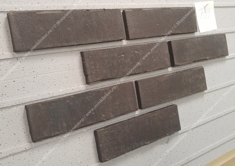 Feldhaus Klinker - R739NF14, Vascu Vulcano Blanca, 240x14x71 - Клинкерная плитка для фасада и внутренней отделки