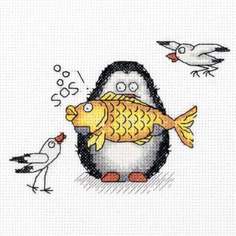 Рыбак из Антарктиды