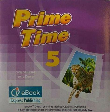Starlight 9 — электронное приложение (prime time 5 iebook)