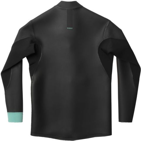VISSLA 2mm North Seas Smoothy Front Zip Jacket