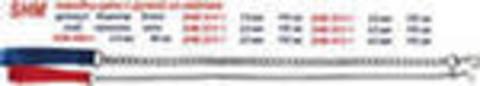 SHM3511-1 Ч2-304 ТРИОЛ Цепь-поводок нейлон.ручка 3,5*110  *12*48