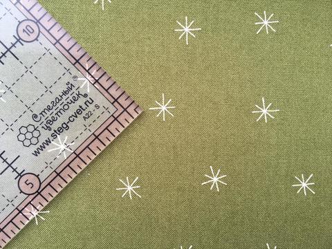 Ткань для пэчворка, хлопок 100% (арт. M0512)