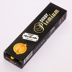 Сменные лезвия Derby Black Premium