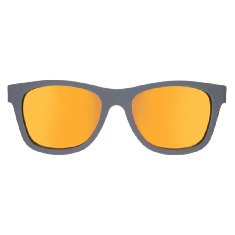 Очки Babiators Polarized Navigator Островитянин. Серые (оранжевые зеркальные линзы)