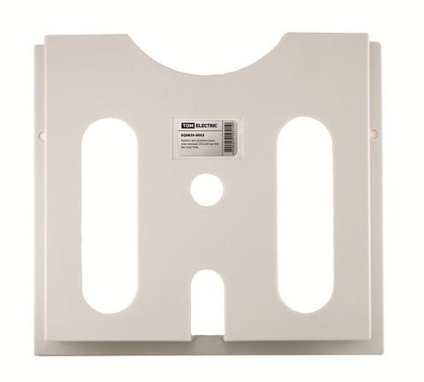 Карман для документации пластиковый 235х220 мм (A4) RAL7035 TDM