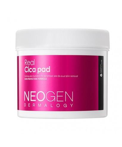 Пилинг-диски Neogen Cica Real Pad 90 шт