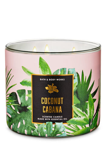 Свеча Bath&BodyWorks Coconut Cabana