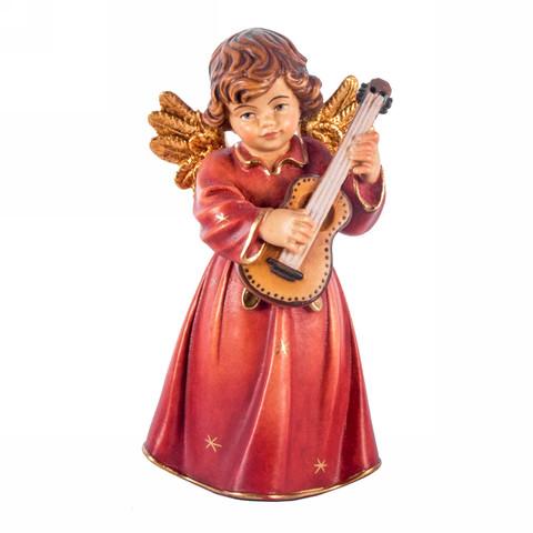 Ангел Бэл с гитарой