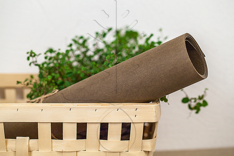 Моющаяся крафт-бумага цвет табак, 5 размеров
