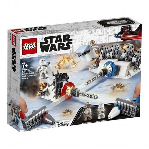 LEGO Star Wars: Разрушение генераторов на Хот 75239 — Hoth Generator Attack — Лего Звездные войны Стар Ворз