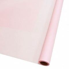 Пленка упаковочная матовая Розовый, 0,6*10 м, 200 г.