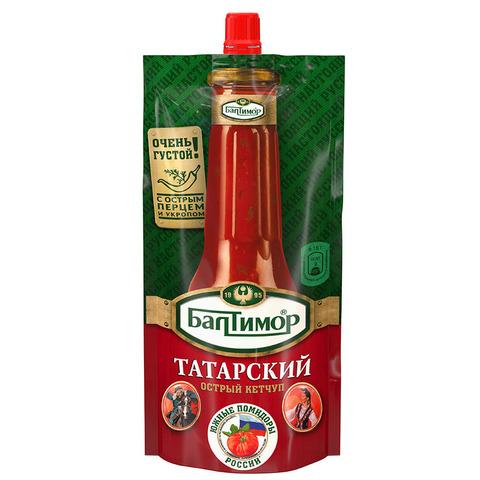 """Кетчуп """"Балтимор"""" Татарский 260г"""