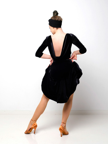 Боди для танцев с качелью