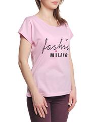37662-2-2 футболка женская, розовая