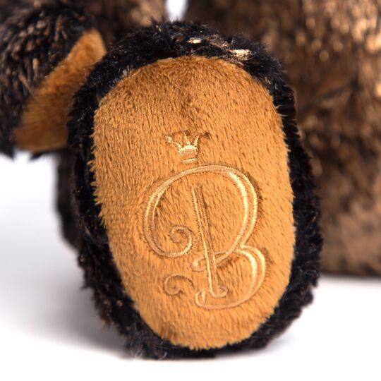 Медведь БернАрт золотой (металлик)