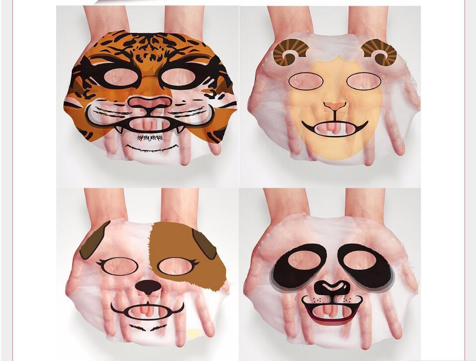 Увлажняющая маска Animal Face Dog, 30гр